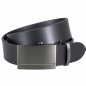 Preview: Raster belt in black